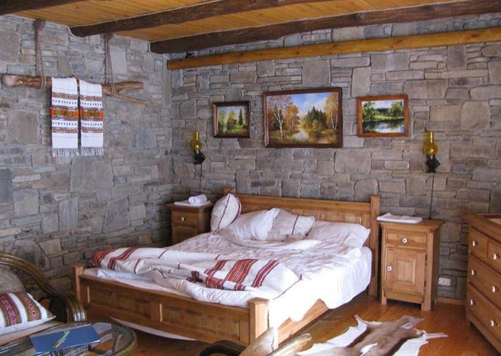 Дача дизайн внутри дома