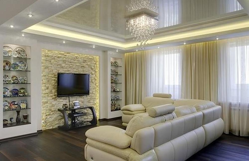 Красивый дизайн квартир фото