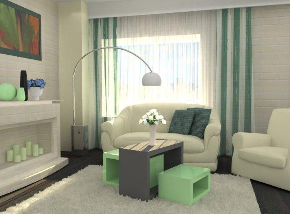 Мебель В Небольшую Гостиную