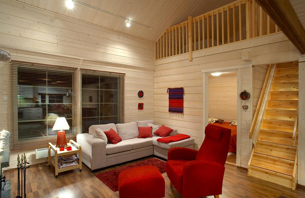 интерьер дома из клееного бруса 20 фото внутренний дизайн дома
