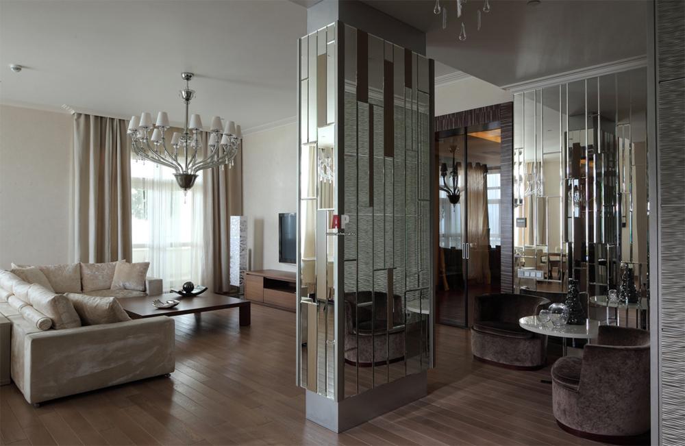 Зеркала в интерьере квартиры фото дизайна и способы комбинирования