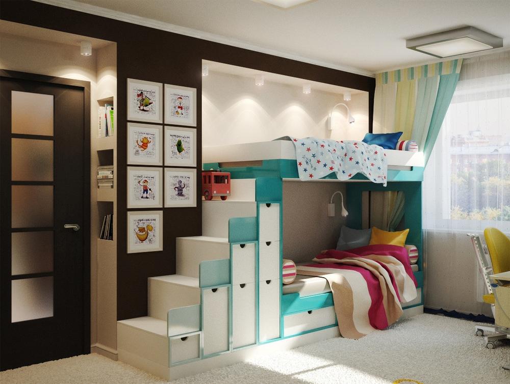 Storage Cube Bed Frame