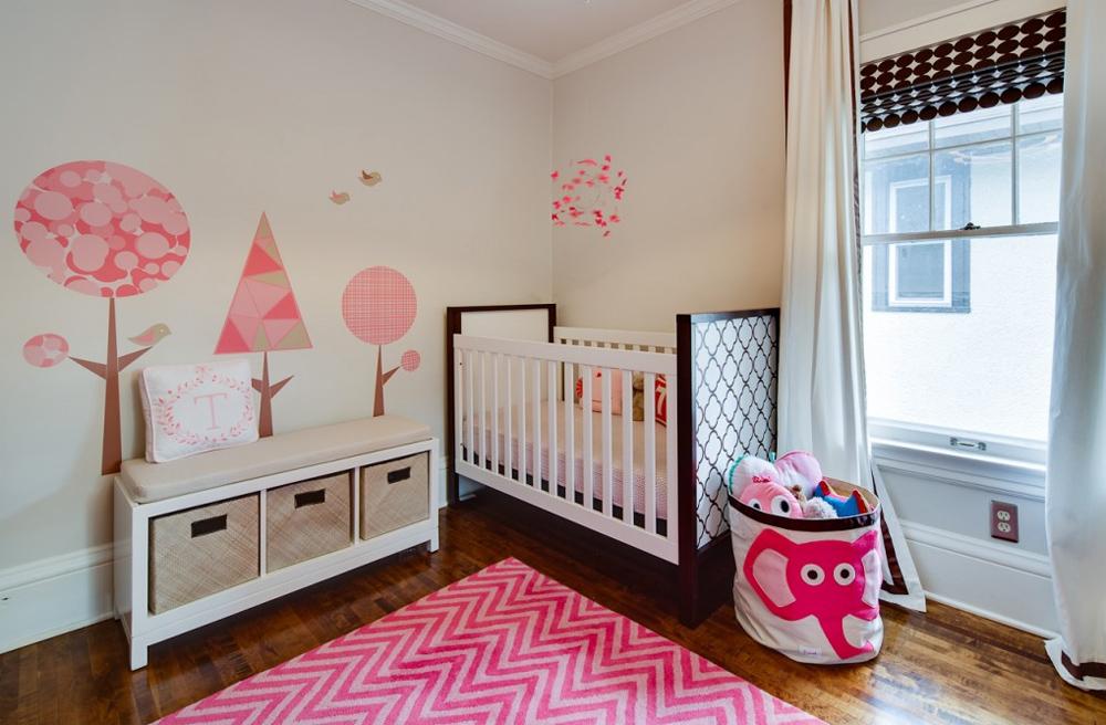 Комната для новорожденной своими руками