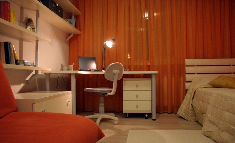 Детская комната 12 кв. м для мальчика