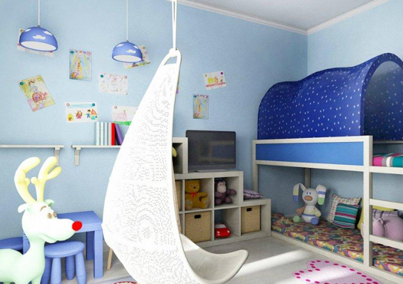 детская комната IKEA для мальчика