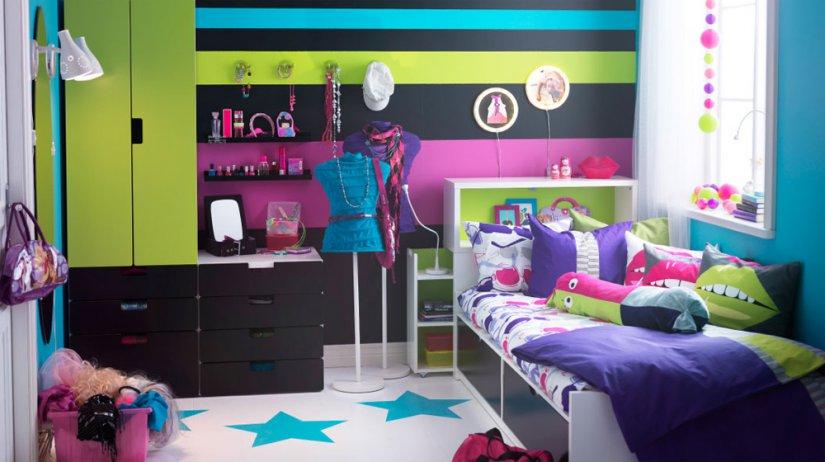 мебель для детской комнаты IKEA фото