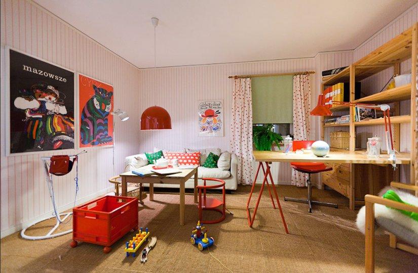 мебель для детской комнаты Икеа