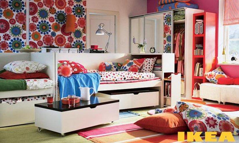 мебель для детской комнаты IKEA