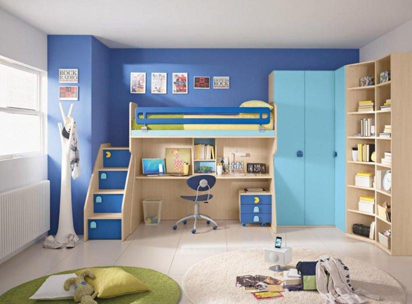 красивая детская от IKEA