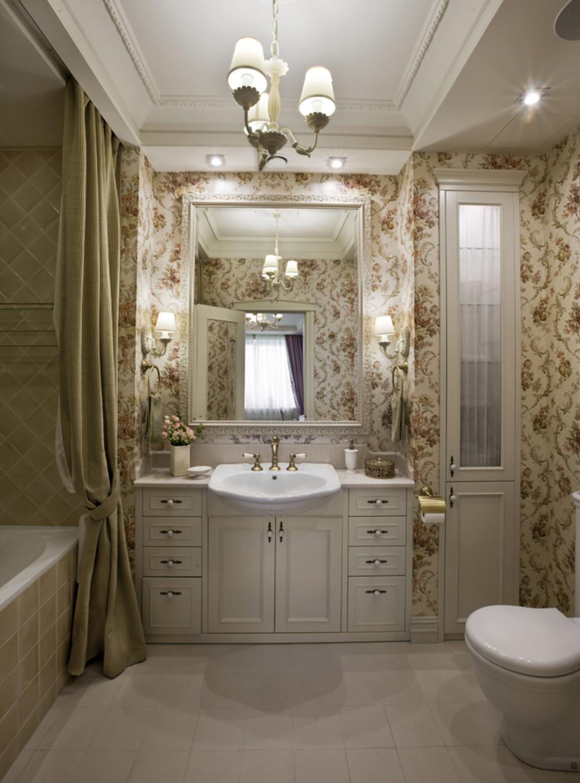 Ванные комнаты дизайн классика фото