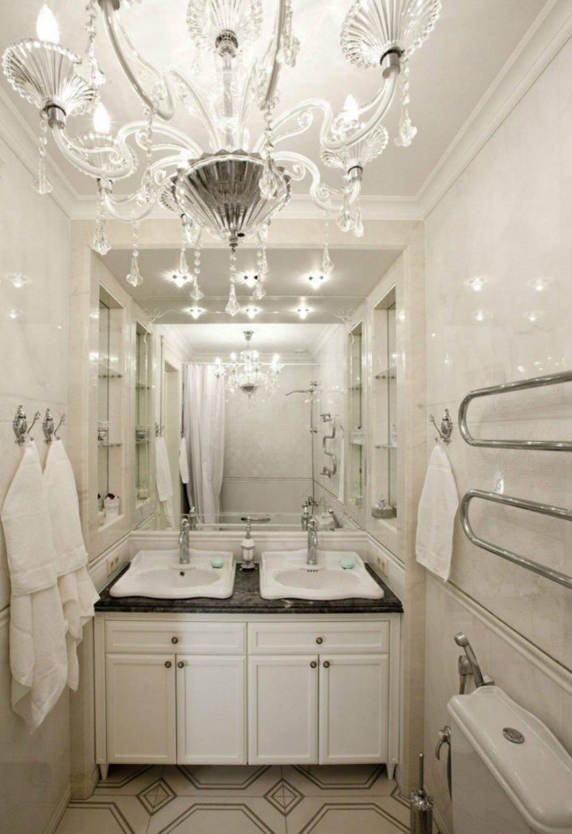 роскошная ванная комната фото