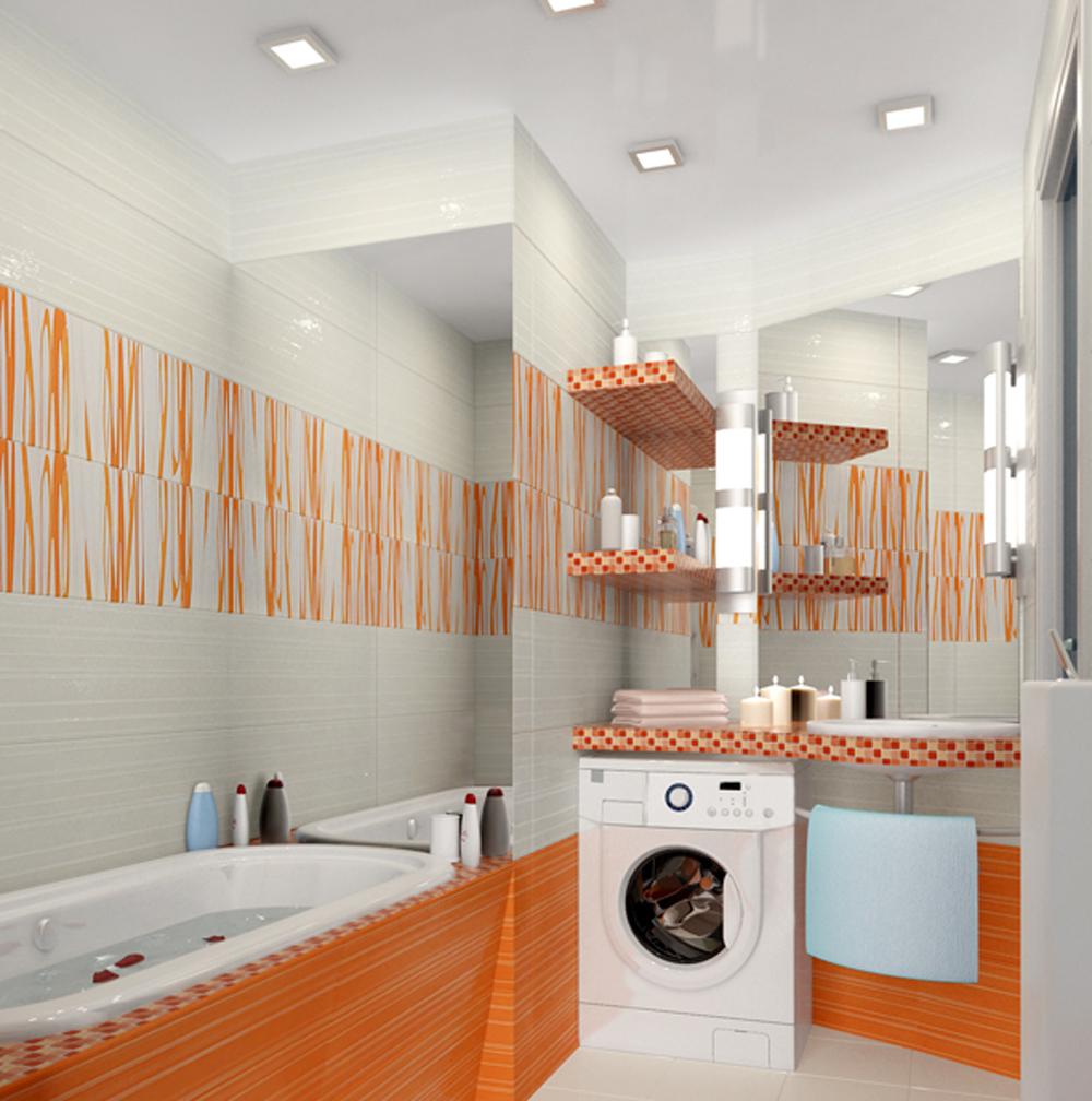 ванная комната с унитазом дизайн фото