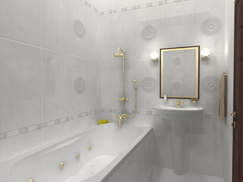 Дизайн ванны и туалета 3 кв м