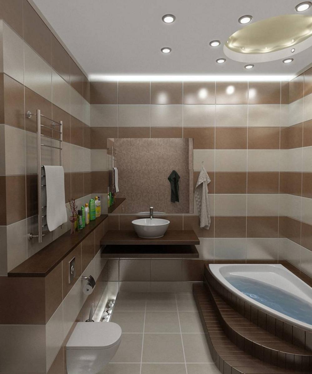 Фото дизайн ванной 6 кв м