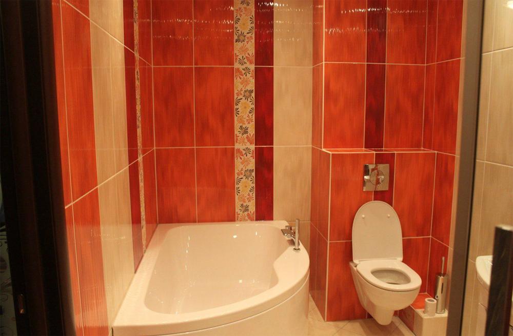 Дизайн туалета с ванной в хрущевке