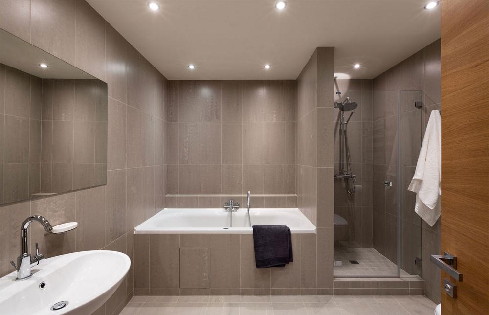 Дизайн ванной комнаты фото 10 кв м