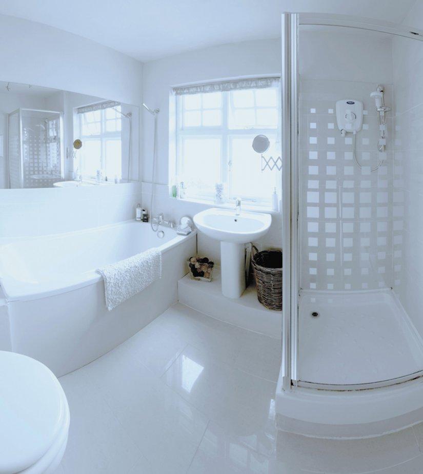 шикарная ванная