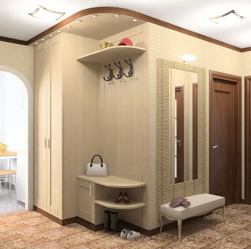 Как сделать дизайнерский ремонт в квартире? » Подсобка