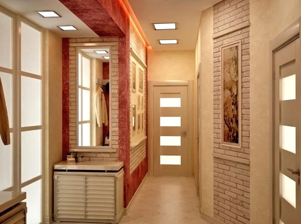 Как делать коридор дизайн