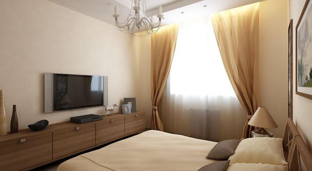 Дизайн спальни 20 кв м в квартире