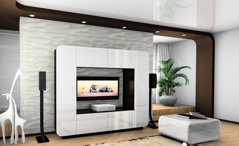 Мебель стенка в гостиную