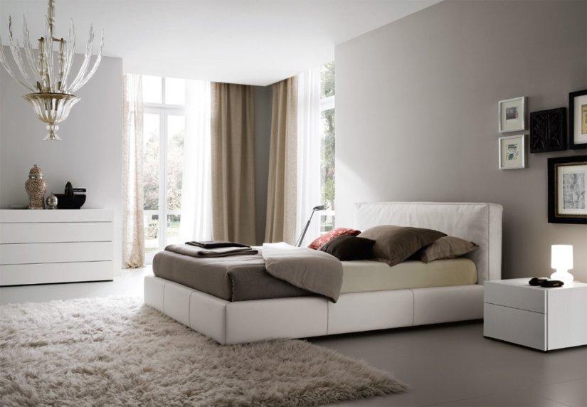 белая спальная