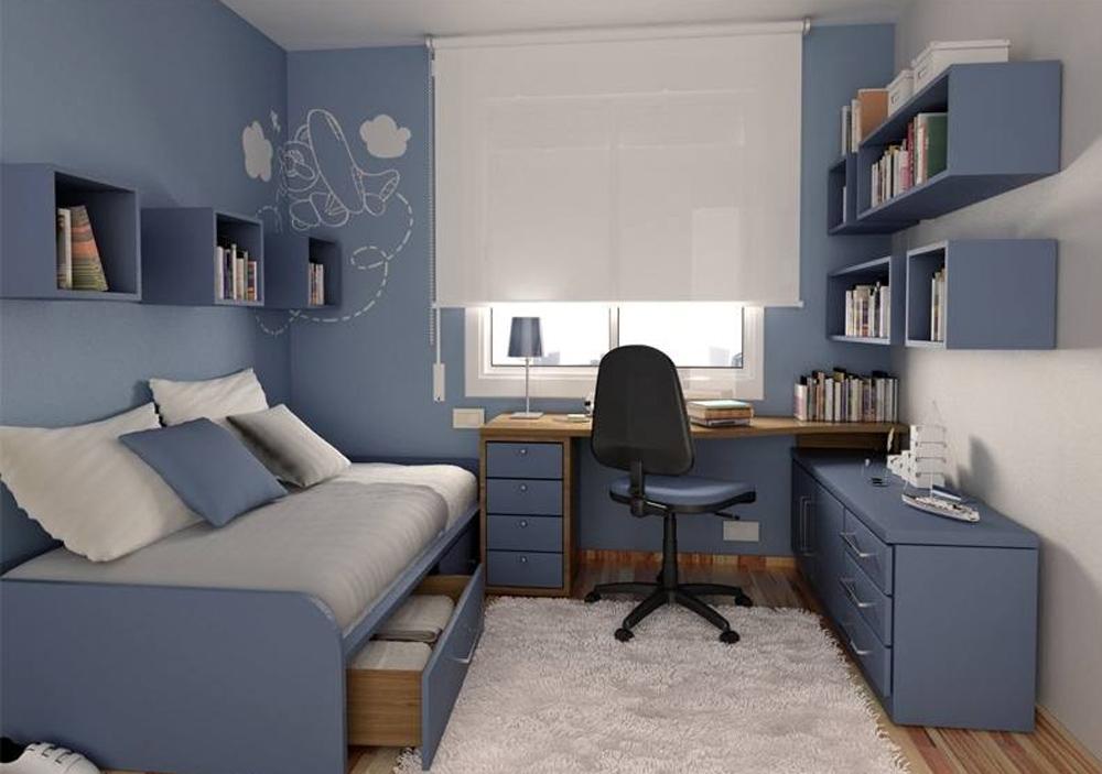 спальня для мальчика-подростка фото