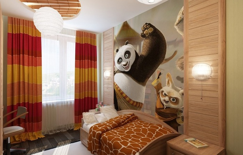 Интерьер для спальни для подростков фото
