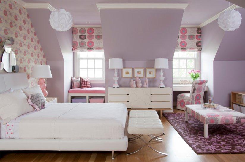 Спальня для подростка девочки фото