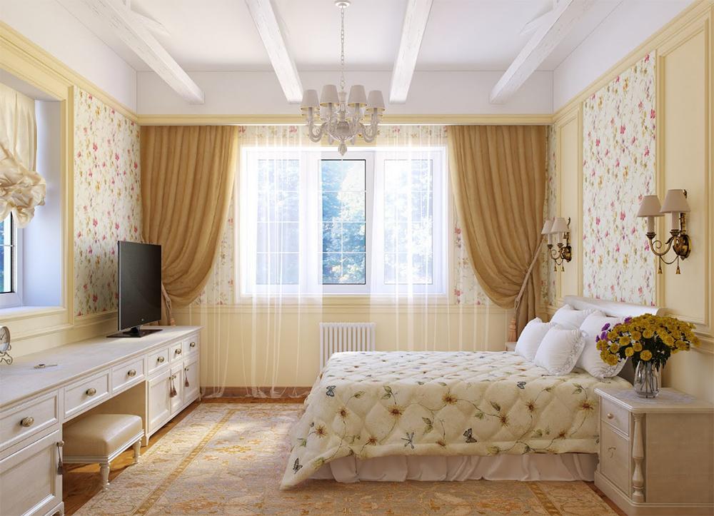 Фото дизайна светлой комнаты